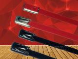 304喷塑自锁式不锈钢扎带 电缆船用扎带 条/包
