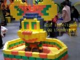 温州馨晨游乐厂家直销儿童淘气堡,EPP积木乐园