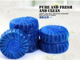 厂家直销 沃姆蓝泡泡马桶自动清洁剂 洁厕