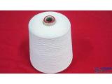 厂家直销 21支 单股 纯棉纱线,仿大化 化纤纱 涤纶纱 纱线