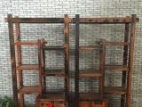 鄂州古船木海螺孔龙骨茶桌实木办公沙发茶几功夫茶台办公桌餐桌