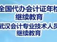 武汉会计证年检 武汉会计证教育 会计专业人员继续教育怎么代办