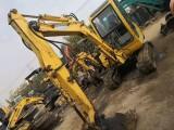 二手玉柴35小型挖掘机,二手30 35小挖机特价包送