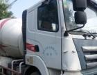转让 水泥罐车三一重工混凝土搅拌车三一欧曼德龙豪沃