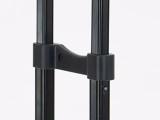 东莞天誉双轮拉杆 厂家直销 铝合金书包拉杆 可定制