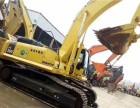 大型挖掘机小松PC350-7钩机多少钱