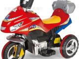 乐的8111L儿童电动摩托车批发 东莞厂家三轮车直销 东莞玩具直