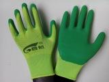 乳胶发泡手套 透气耐磨劳保手套 劳保防护 乳胶手套批发 生活手套
