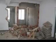 常熟家庭装修,敲墙,拆墙,拆旧