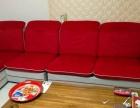 离开深圳低价出套95新沙发