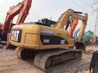 长沙二手卡特320卡特323和336挖掘机低价转让,质保一年