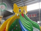 榆林儿童充气城堡 充气滑梯 水滑梯 支架水池 水上乐园直销