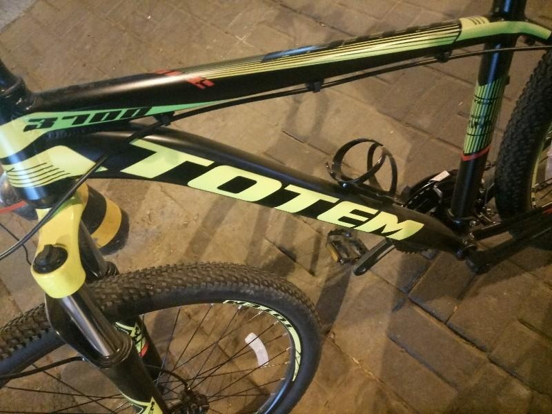 图腾3700自行车