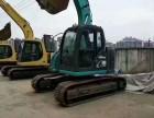 洛阳出售日本本土进口二手神钢135挖掘机行家首选
