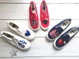 【新品】15年AL*GY 秋款 三色亲子款 AB款系列帆布鞋 亲
