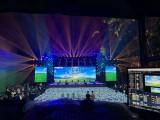 威海专业舞台LED大屏幕出租 专业音响灯光制作租赁