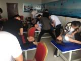 2021年3月18日在青岛举办中医正骨培训班