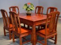 缅甸花梨木餐桌价格表