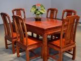 缅甸黄花梨餐桌价格