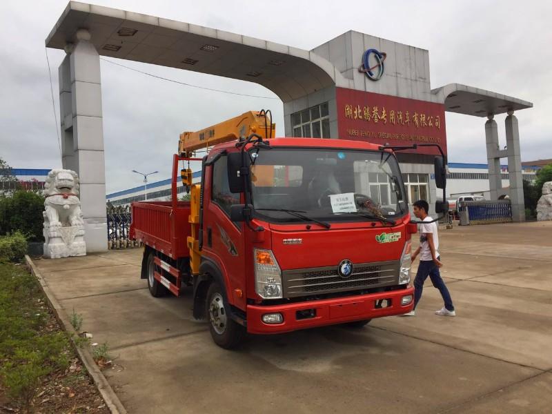 东风国五随车吊2至16吨