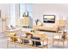 广东白蜡木家具定制厂家,品质保证深受好评