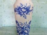 装饰瓶 陶瓷陶瓷花瓶 创艺办公室陶瓷摆件