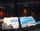 因工作原因转让汽车后备箱音响一套(卖CD设备)