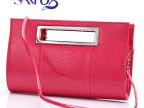 韩版糖果色漆皮可爱小女生定型包 女包 斜跨包 定型包 手提包