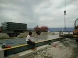 100噸電子地磅銷售14米12米16米18米