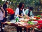 深圳较好玩的农家乐,日月潭野炊烧烤农庄休闲娱乐一日游
