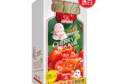 广州化妆品工厂批发代理 依露美正品 樱桃牛奶红颜透白锁水面膜