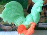 创意大号森林动物  海洋宝宝  膨胀泡大夏天热卖地摊玩具 送录音