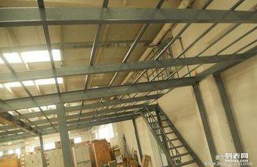 钢结构阁楼阳光房别墅商铺阁楼,楼梯制作