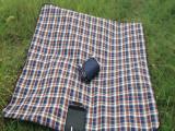 供应轻便沙滩垫  礼品定制防潮野餐垫 草地垫 野外聚餐垫