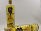 高端食用油玻璃瓶 茶油瓶厂家直销 晶白料透明厚底山茶油瓶订制