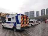 温州120救护车出租 长途救护车出租 在线运转