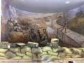 北京战争场景还原 雕塑,群雕塑专业制作施工