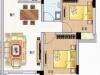 南沙-南沙境界2室1厅-68.69万元