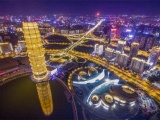 郑州夜景亮化的意义.顺应时代发展,创造美好生活