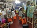 南京书东坡画室专业的成人美术培训班素描油画水彩等美