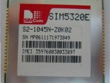 SIM5320E  WCDMA  HSDPA+GPS功能 的工业