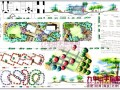 南林景观考研开题手绘培训
