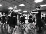 西安长乐路专业拉丁舞教练培训班华翎舞蹈