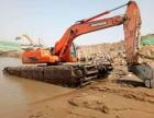黄冈专业水陆挖掘机出租公司电话号码