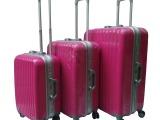 拉杆箱 旅行箱 行李箱ABSPC 登机箱2014款 360度万向