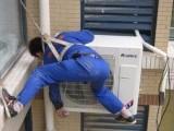 东莞常平空调维修公司,专业空调拆装,加雪种,清洗保养