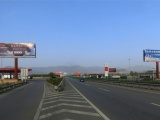 山西高速擎天柱广告位,山西全省高速高炮广告牌