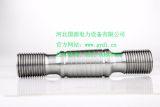 耐高温高强度螺栓 汽轮机双头螺栓 国源电力订制加工