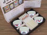 创意礼品 碗筷餐具套装 春节年会礼物 婚庆回礼礼物 生日寿宴回礼