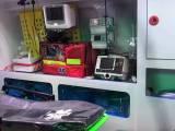 天津长途救护车出租 120救护车长途转送出租